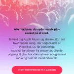 Apple Music (Foto: MereMobil.dk)