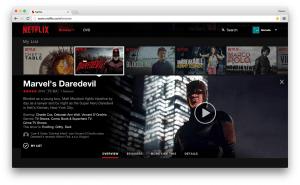 Nyt Netflix design fra 15. juni 2015.