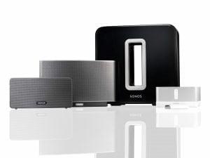 Sonos multiroom-system