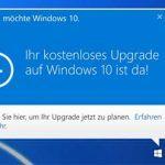 Reservationsguide til Windows 10 (Foto: Microsoft)