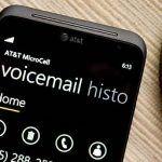 Visual Voicemail på Windows Phone