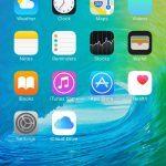 iCloud Drive iOS 9