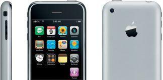 Den første iPhone fra 2007