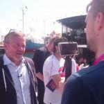 TV2Bornholm bruger smartphone og YouTube til at dække Folkemødet.