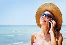 udland ferie roaming udlandstelefoni B