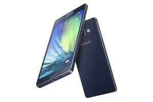Samsung Galaxy A7 test