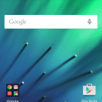 HTC One M8s screenshot