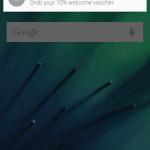 HTC One M8s screenshot