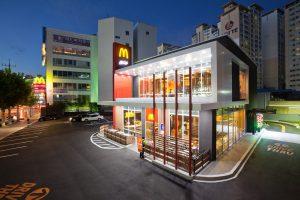 McDonald's, Deagu, Korea (Foto: McDonald's)
