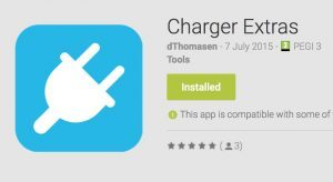 Charger Extras