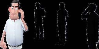 Logofigurer fra Justfone universet