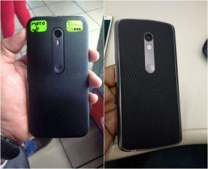 Læk af formodet Motorola Moto X & Moto G