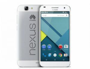 Nexus Huawei koncept foto