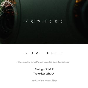 Nokia-event-invite