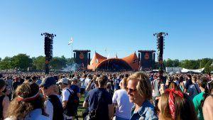Roskilde Festival Orange Scene 2015