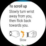 Android Wear - Få tips til Wear, bladre i notifikationer uden berøring