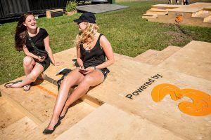 Smartphone opladning på Roskilde Festival 2015