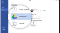 TIP: Et plugin til Microsoft Office gør det muligt, at gemme dokumenter i Google Drev direkte fra Word, Excel og Powerpoint.