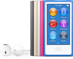 iPod Nano (Foto: Apple)