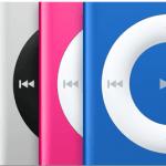 iPod Shuffle (Foto: Apple)