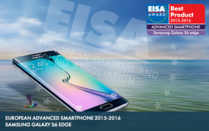 EISA 2015 Galaxy S6 Edge