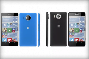 Microsoft Lumia 950 & 950XL (Læk af Evan Blass)