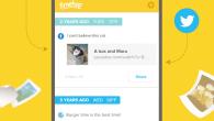 TIP: Timehop genopliverbilleder for dig, som du tidligere har taget på din telefon eller delt på sociale medier.