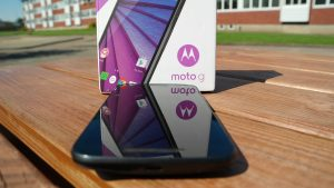 Motorola Moto G(3)