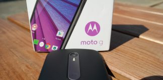 Motorola Moto G (3)