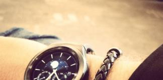 Samsung Gear S2 på Instagram