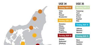 Net1 udrulning af 4G i Danmark (Foto: Net1)
