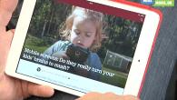 Web-TV: Børn må gerne lege med en iPad eller smartphone, hvis vi husker legepladsen og legeaftaler med vennerne, mener en ekspert.