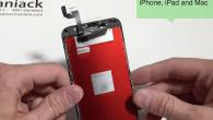 Rygte: I denne video fremvises display-komponenten til den måske kommende iPhone 6s.