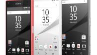 Sony lancerede i går den nye Xperia Z5-serie, der består af tre nye modeller. Vi har samlet et galleri af de nye vand- og støvtætte telefoner.