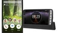 TEST: Læs testen af den ældrevenlige Android smartphone, Doro Liberto 825, som byder på super gode muligheder – også for pårørende.