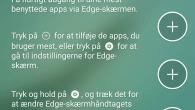 En opdatering til Galaxy S6 Edge giver telefonen nogle af de nye funktioner, som blev lanceret med S6 Edge+.
