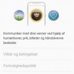 Galaxy S6 Edge - edgefunktioner