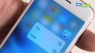 RYGTE: Trykfølsomme skærme droppes på iPhones. Apple vil rulle softwarebaseret 3D Touch ud til alle iPhones.