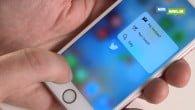 Har du en iPhone 6S eller iPhone 6S Plus, så kan du få adgang til de mest populære booking features med blot et enkelt klik påApples 3D Touch.