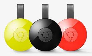 Den nye Chromecast