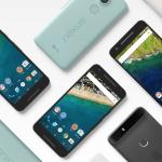 Nexus 6P og Nexus 5X