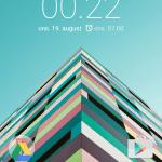OnePlus 2 startskærm