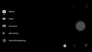 OnePlus 2 - Kamera applikation