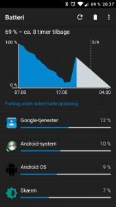 OnePlus 2 - Batteritid