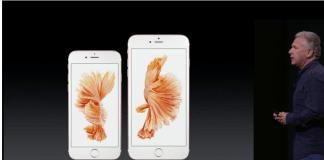 Apple iPhone 6s og 6S Plus