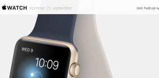 Apple Watch i Danmark