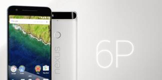 Nexus 6P fra Huawei og Google