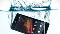 Svømmehal, dykkertur og en tur ned i ølkanden er 'no go' for Xperia-telefonerne. Bliv klogere på Sonys nye udmelding om vandtæthed.