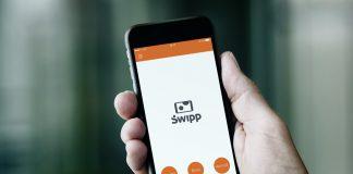 Swipp betalings applikation (Foto: Swipp)