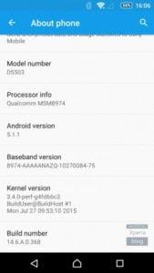 Android 5.1.1 på vej til Sony Xperia Z1 og Xperia Z1 Compact